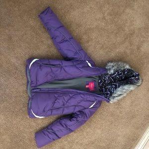 London Fog girls 7-8 winter jacket